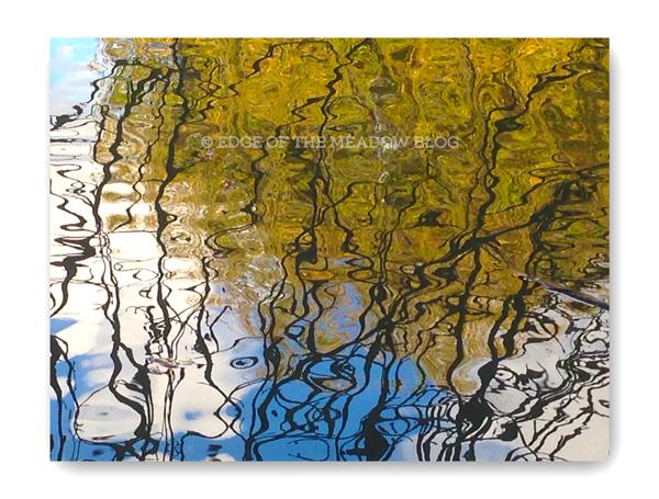 Kinetic-reflections